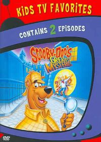 Scooby Doo's Greatest Mysteries - (Region 1 Import DVD)