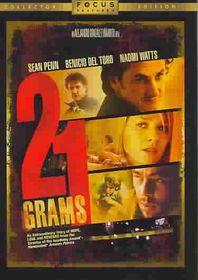 21 Grams Special Edition - (Region 1 Import DVD)