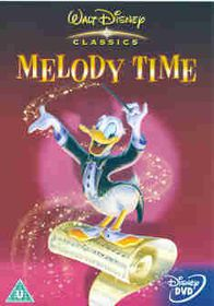 Melody Time - (Import DVD)