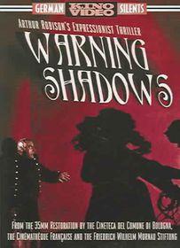 Warning Shadows - (Region 1 Import DVD)