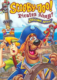 Scooby Doo in Pirates Ahoy - (Region 1 Import DVD)