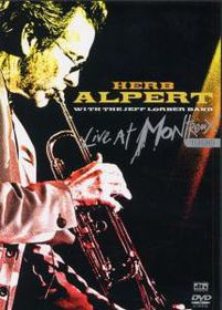 Alpert, Herb - Live At Montreux (DVD)