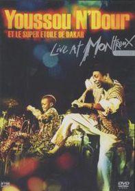 Youssou N'dour - Live At Montreux 1989 (DVD)