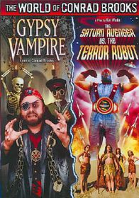 Gypsy Vampire/Saturn Avenger Vs The Terror Robot - (Region 1 Import DVD)