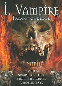 I Vampire:Trilogy of Blood - (Region 1 Import DVD)