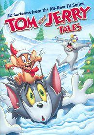Tom & Jerry Tales Vol 4 (DVD)