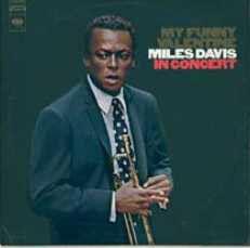 Davis, Miles - My Funny Valentine (CD)