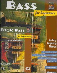 Bass for Beginners & Rock Bass for Beginners - (Region 1 Import DVD)