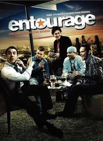 Entourage - Season 2 (3 Disc Set) - (DVD)