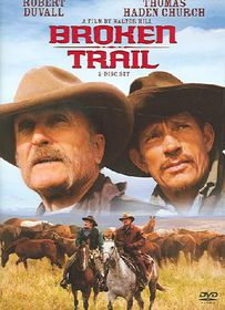 Broken Trail - (Region 1 Import DVD)
