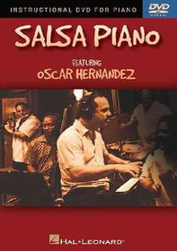 Salsa Piano - (Region 1 Import DVD)