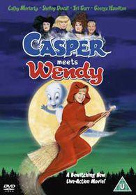 Casper Meets Wendy - (Import DVD)