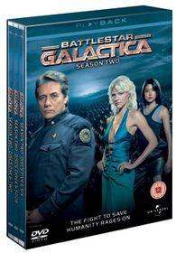 Battlestar Galactica - Complete Season 2 - (Import DVD)