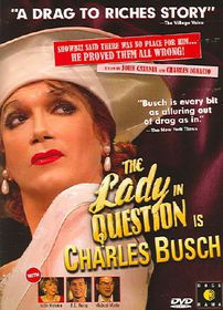 Lady in Question is Charles Busch - (Region 1 Import DVD)
