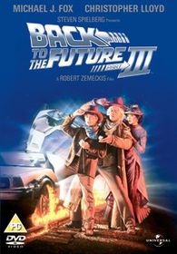 Back To the Future 3 - (Import DVD)