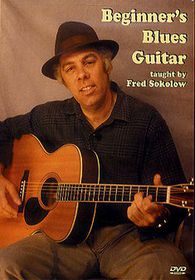 Beginners Blues Guitar - (Import DVD)