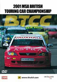 British Touring Car Rev.2001 - (Import DVD)
