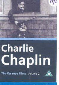 Charlie Chaplin-Essanay Vol.2 - (Import DVD)