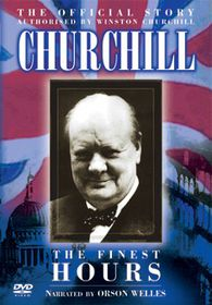 Churchill-the Finest Hours - (Import DVD)