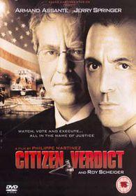 Citizen Verdict - (Import DVD)