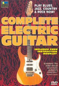 Complete Electric Guitar - (Import DVD)