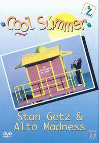 Cool Summer Jazz-Stan Getz - (Import DVD)