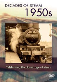 Decade of Steam 1950S - (Import DVD)