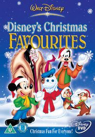 Disney Christmas Favourites - (Import DVD)