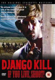 Django Kill - (Import DVD)