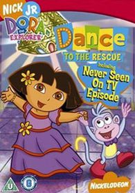 Dora the Explorer - Dance to the Rescue - (Import DVD)