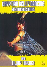Egyptian Bellydancing-Intermed - (Import DVD)