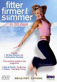 Fitter Firmer Slimmer - (Import DVD)