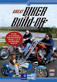 Great Biker Build Off 1-13 (4 Discs) - (Import DVD)