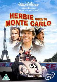 Herbie Goes To Monte Carlo - (Import DVD)