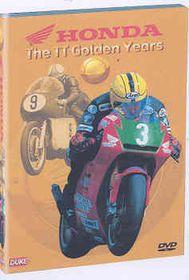 Honda-The Golden Tt Years - (Import DVD)