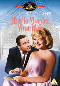 How To Murder Your Wife - (Import DVD)