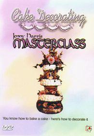 Jenny Harris-Cake Decorating - (Import DVD)