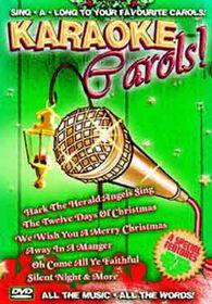 Karaoke Carols - (Import DVD)