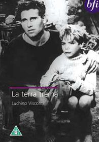 La Terra Trema - (Import DVD)