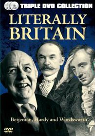 Literary Britain (3 Discs) - (Import DVD)