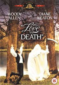 Love And Death - (Import DVD)