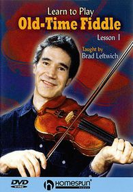 Old Time Fiddle Lesson 1 - (Import DVD)