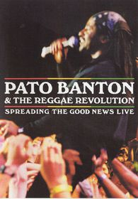 Pato Banton - Spreading the News - (Import DVD)