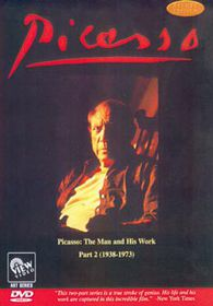 Picasso-The Man & His Work 2 - (Import DVD)
