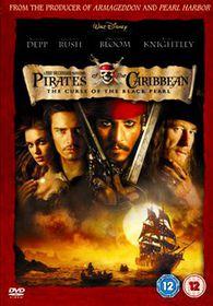 Pirates of Caribbean (1 Disc-) - (Import DVD)