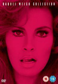 Raquel Welch Box Set (4 Discs) - (Import DVD)