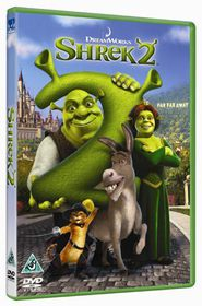 Shrek 2 - (Import DVD)