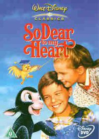 So Dear To My Heart - (Import DVD)