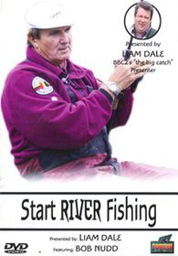 Start River Fishing-Bob Nudd - (Import DVD)