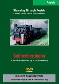 Steaming Through Austria 4 (Schneeberbahn) - (Import DVD)